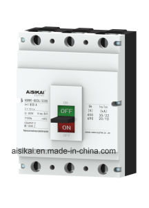 Askm1-100A 4poles MCCB/Molded Case Circuit Breaker pictures & photos