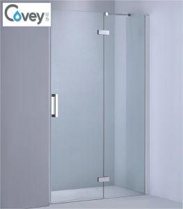 Bathroom Hinge Shower Screen (AKW06-D) pictures & photos