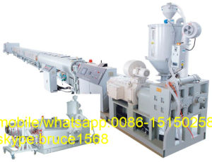 PE HDPE 75-160mm Pipe Making Machine pictures & photos