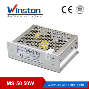 Ms-50 Series Small Body 50W SMPS/Power Inverter with Ce pictures & photos