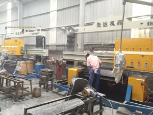 PLC Mable Granite Arc Slab Polishing Machine /Grinding Machine/Stone Process Machine pictures & photos