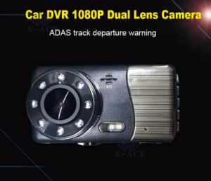 8 LEDs Night Vision Mini Video Recorder with Ldws Adas Distance Warning pictures & photos