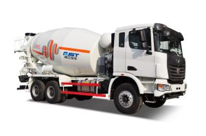 10 M3 Concrete Mixer Truck pictures & photos