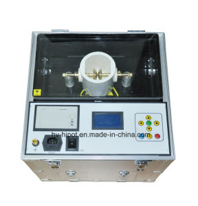 Insulation Oil Dielectric Strength Tester pictures & photos