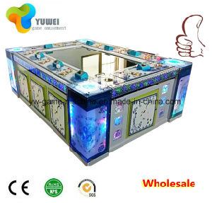 Coin Operated Amusement Ocean King 2 Arcade Fishing Game Machine Yw pictures & photos
