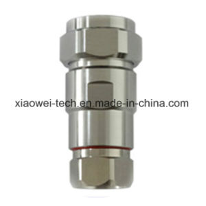 """DIN Type 1/2 Mini RF4.1/9.5 Male Straight Connector for 1/2""""Feeder Cable pictures & photos"""