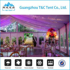 Transparent Giant Circus Tents with Indian Wedding Decorations for Sale pictures & photos