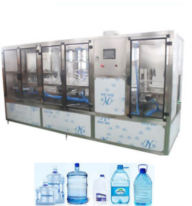 Bottled Water Machine 1gallon or 3 Gallons Pet Bottle Filling Machine