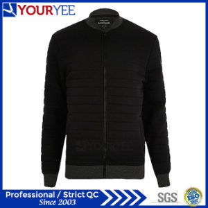 Best Winter Mens Padded Flight Quilted Bomber Jacket (YBJ115) pictures & photos