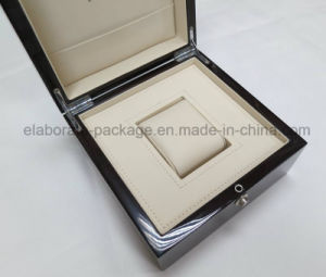 Custom Packaging Jewelry Wooden Gift Box Wholesale pictures & photos