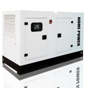 70kVA Cummins Silent/Soundproof Power/Electric Diesel Generaing Sets/Genset pictures & photos