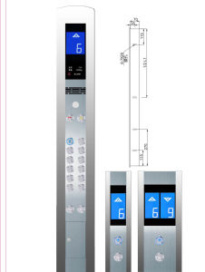 Outdoor and Indoor Energy Saving Elevator for Mall and Shop pictures & photos