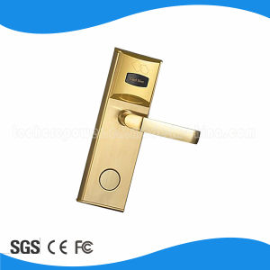 Elegand Electronic Mf Smart Card Lock, Hotel Door Lock pictures & photos