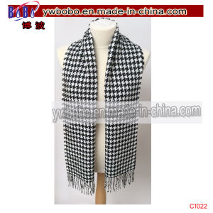 Woman Scarf Knitting Scarf Fashion Winter Scarf Buff (C1022) pictures & photos