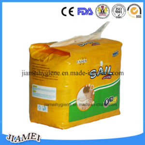 2017 New Breathable High Quality Baby Diaper with Good Absorbency pictures & photos