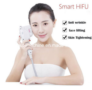 New 3/5 Heads Hifu Professional Rejuvenation Anti Aging/Wrinkle Beauty Machine RF Ultrasonic Home Beauty Instrument pictures & photos