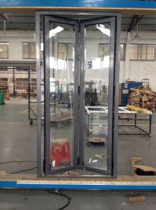 Customized High Quality Aluminum Bifold Door pictures & photos