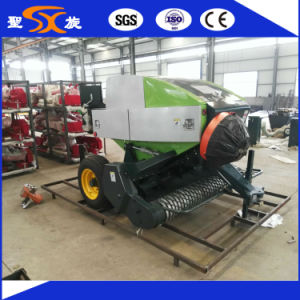Tractor Suspension Agricultural Grass/Straw Mini Round Baler pictures & photos