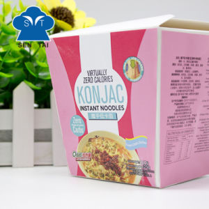 Spicy Beef Flavor Instant Noodles Konjac Angel Hair pictures & photos