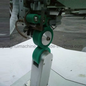 Used Hot Air PVC Tape Welt Attach Machine Tent Making Machine Inflatable Seamless Sealing Machine pictures & photos
