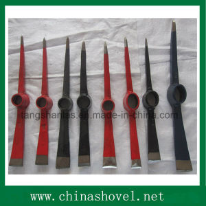 Pickaxe Agricultural Tool Steel Rolling Forged Pickaxe pictures & photos