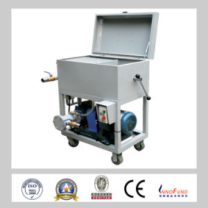 Plate Pressure Oil Filtration System pictures & photos