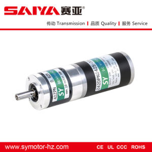 DC Brush Transmission Planetary Gear Motor pictures & photos