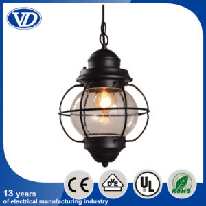 Industrial Loft Retro Iron Lighting Personalized Pendant Light pictures & photos
