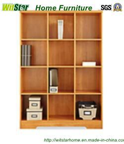 Modern Rectangle 12 Cube Bookshelf (WS16-0181)