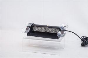 Amber LED Strobe Light 6W Waterproof LED Visor Light pictures & photos