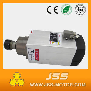Air Cooled 4.5kw 380V Er32 Spindle Motor for Milling pictures & photos