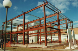 Hot Large Span Prefab Structural Steel Warehouse pictures & photos