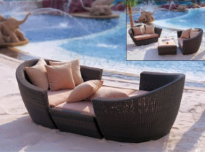 Hot Sale Outdoor Rattan Sofa Furniture Rattan Chair