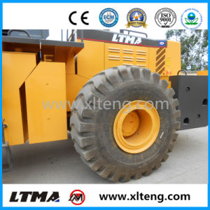 High Quality Chinese Machine 32 Ton Forklift Front Loader pictures & photos