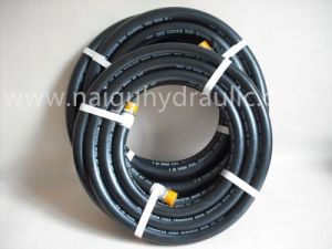 Braided Flexible Rubber Fuel Oil Delivery Hose Dispensing Tank pictures & photos