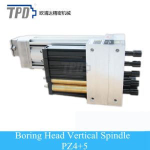 Manufacture Boring Head Vertical Spindle High Speed Three Phase Asynchronous Spindle Motor for Wood Carving CNC Router pictures & photos