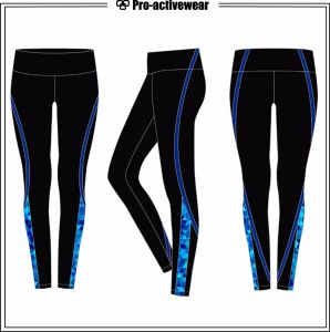 Women Tights Yoga Leggings Customized Wholesale Fashionable Design Sports Wear pictures & photos