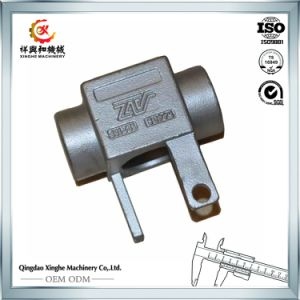 OEM Carbon Steel Metal Casting Parts for Butterfly Valve pictures & photos
