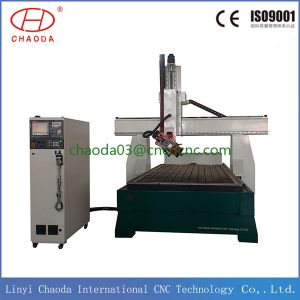 Foam Router Machine 3D CNC Engraver for Large Stage Movie Props Making pictures & photos