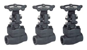 High Quality of China Gate Valve with A105 Body Material pictures & photos