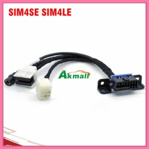 SIM4se SIM4le Test ECU Cable for Vvdi MB Tool pictures & photos