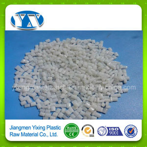 PE/PP/PS/ABS Plastic White Masterbatch W125-1 with Competitive Price pictures & photos