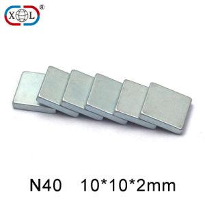 Custom Electric N35 Strip Neodymium Magnet pictures & photos