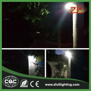 3W Lower Cost Outdoor Solar LED Wall Light pictures & photos