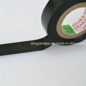 Osaka Embossed PVC Insulation Tape 2016 Hot Sales 8mil*18mm*10yds pictures & photos