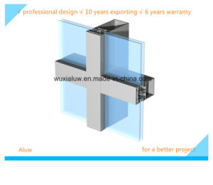 Frame Supported Curtain Wall pictures & photos
