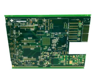 Press Fit BGA Electronics Blind Buried Via PCB Prototyping pictures & photos