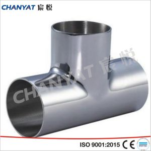 Stainless Steel Tee as Per Wps33228 pictures & photos