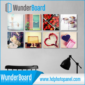 Cheap Price HD Aluminum Photo Panel with New Design pictures & photos