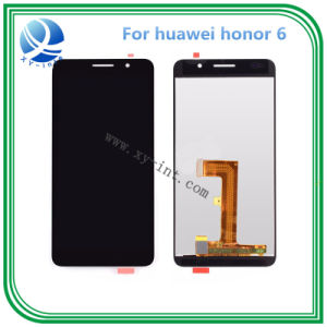 Wholesales LCD Digitizer for Huawei Honor 6 LCD Touch Screen pictures & photos